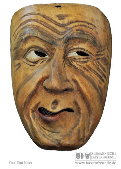 Holzmaske Kriens Hertling