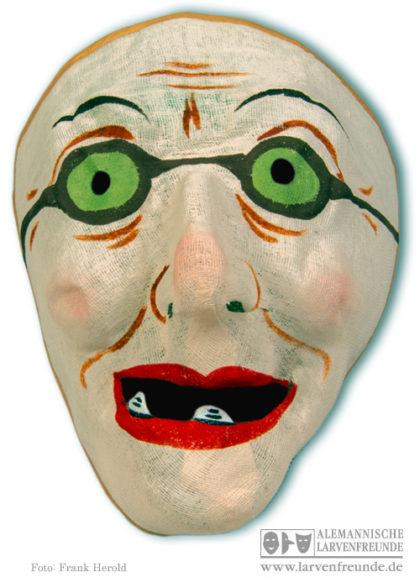 Gazemaske Maskenmuseum Manebach