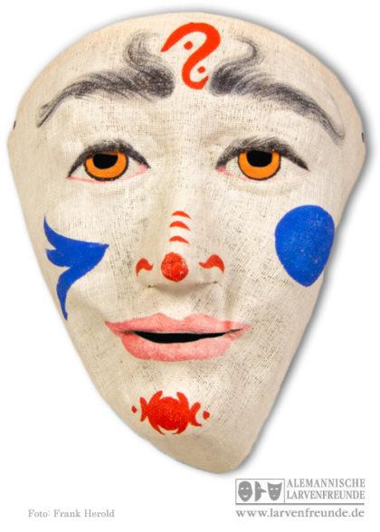 Clownmaske Gazemaske Maskenmuseum