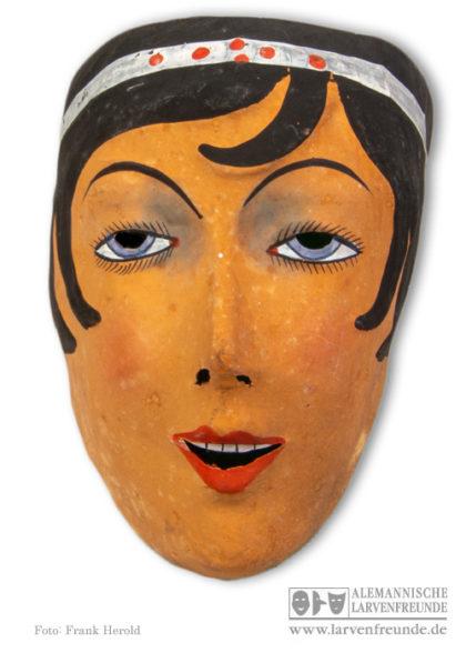 Maskenmuseum Charaktermaske Dame