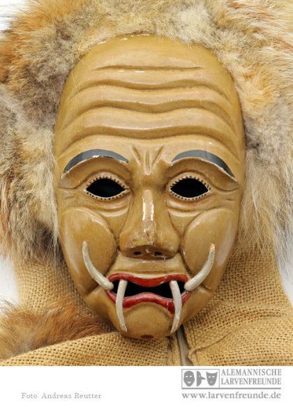 Maskenmuseum Holzmaske Wehingen