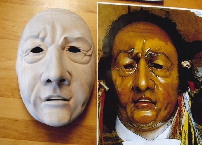 Hahn Masken 2 700