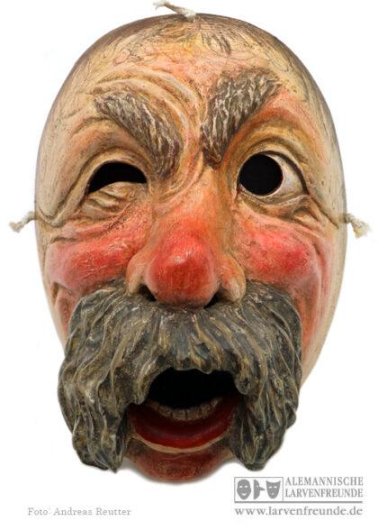 Maschkera Buchwieser Grainau Maskenmuseum