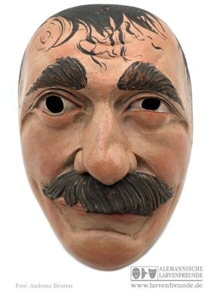Maskenmuseum Holzlarve Mittenwald Maschkera