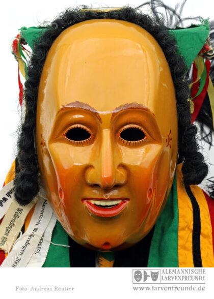 Maskenmuseum Schellnarr Wellendingen Maskenmuseum Holzmaske