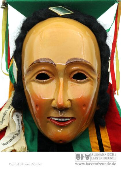Maskenmuseum Schellnarr Wellendingen Holzmaske