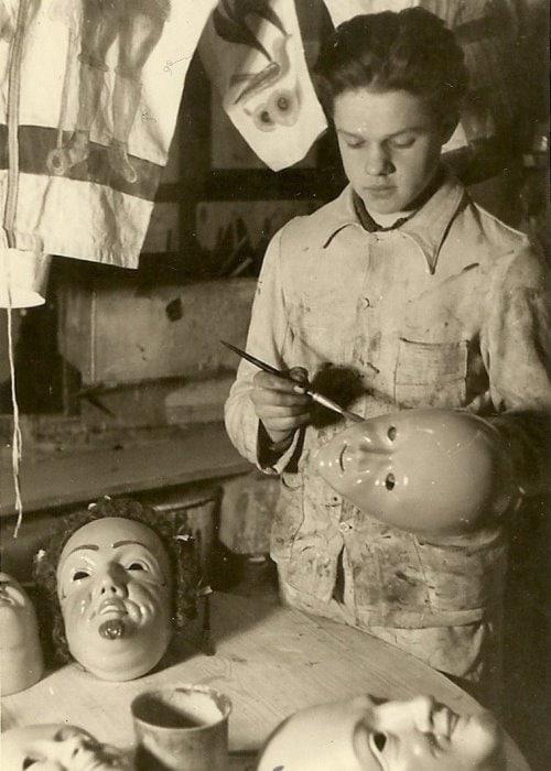 Malermeister Fix jun (1f)
