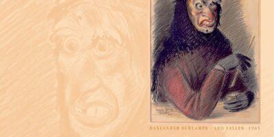 Fastnachtsgruß 2021: Leo Faller, der närrische Maler