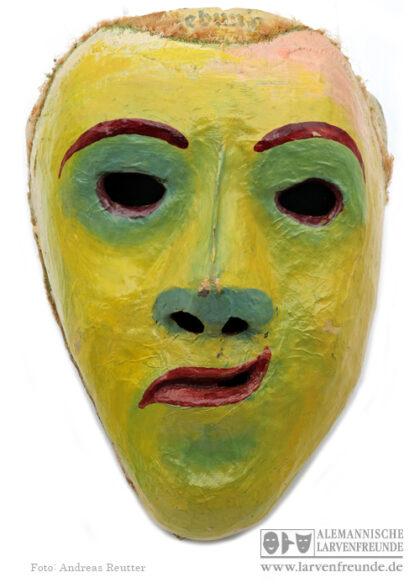 Maskenmuseum Künstlerlarve Papplarve Basel Morgenstraich Fasnacht