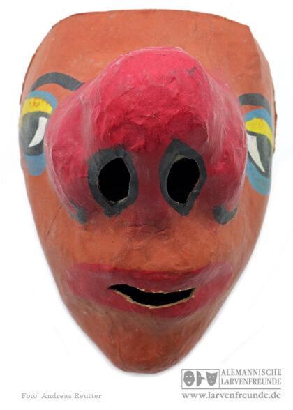 Waggis Dildi Maskenmuseum Pappmaske Basel