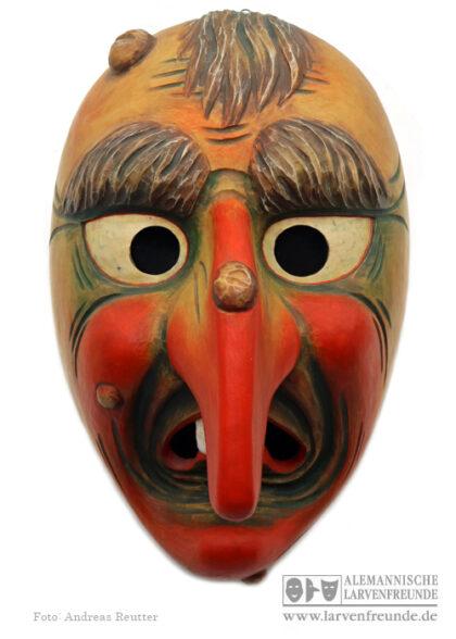 Alde Rungunkel Wolfach Hexenmaske Maskenmuseum