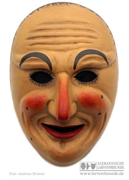 Maskenmuseum Wolfach Holzmaske Schellenhansel