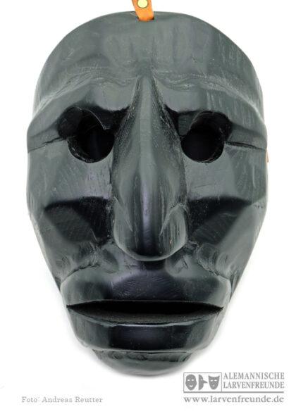Mamoiada Holzmaske Maskenmuseum Mamuthone