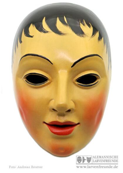 Holzmaske Spitzmäule Saulgau Dorauszunft Maskenmuseum
