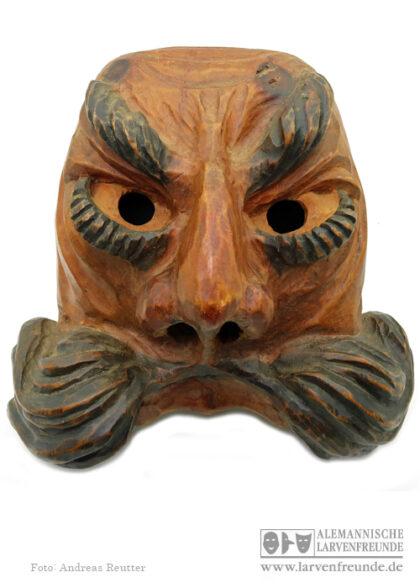 Holzmaske Maskenmuseum Telfs Wilden