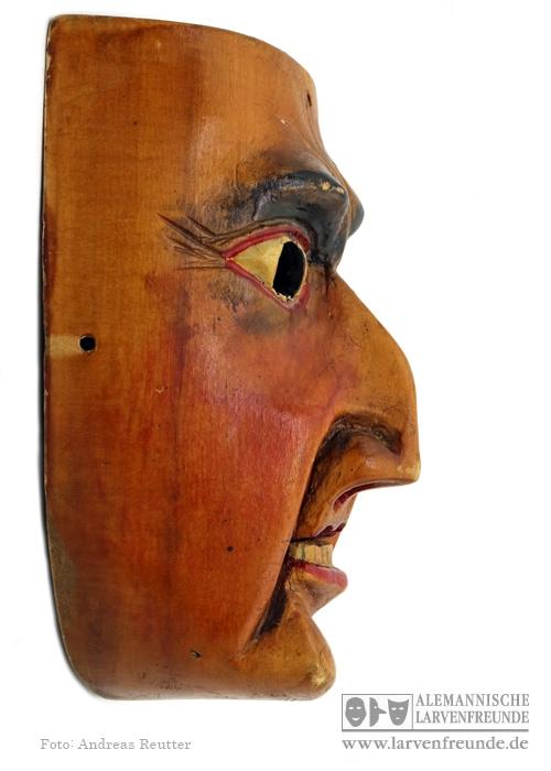 Kriens Schreckmaske Haas (3f)