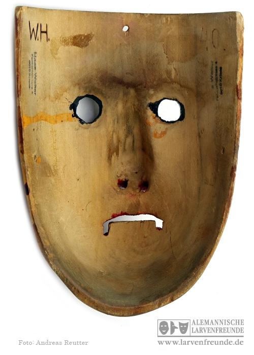 Kriens Schreckmaske Haas (4f)