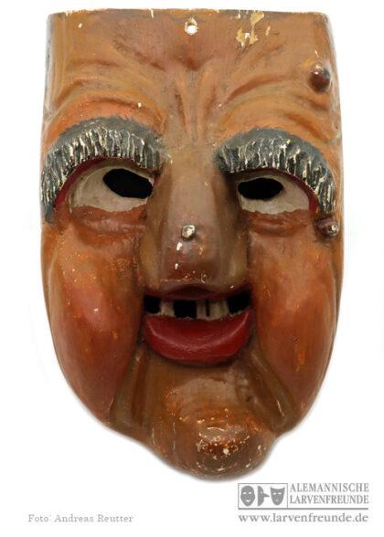 Holzmaske Kriens Stettler Charaktermaske