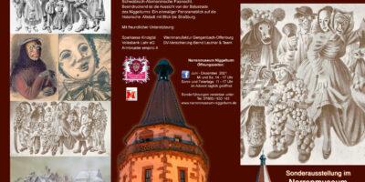 Leo-Faller-Ausstellung im Gengenbacher Narrenmuseum Niggelturm