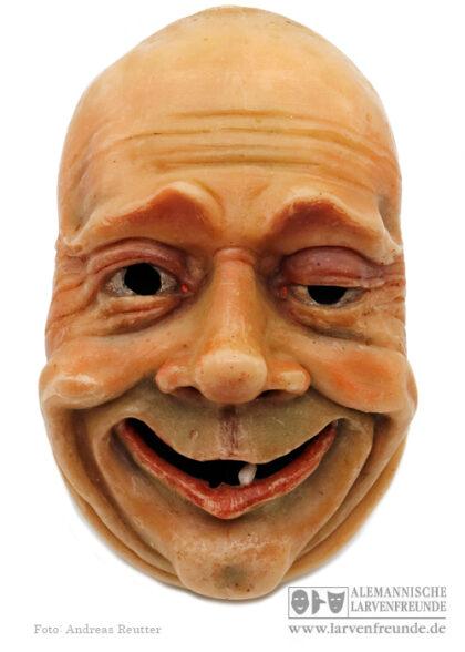 Wachsmaske Luzern Maskenmuseum