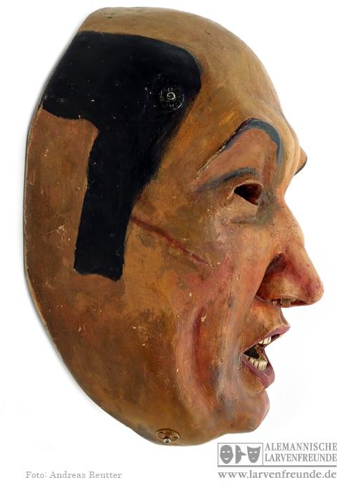 Weingarten Plätzler Portraitmaske Arnold (3f)