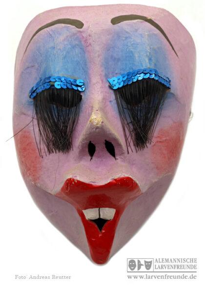 Basel Balllarve Künstlerlarve Larvenatelier Dildi Maskenmuseum