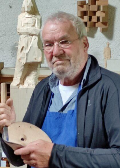 Bildhauer Höger Partenkirchen Maskenschnitzer