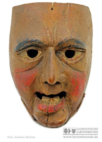 Holzmaske Kriens Bärnerwyb