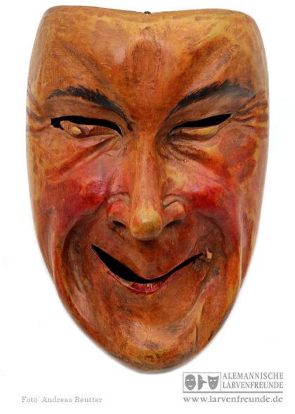 Maskenmuseum Holzmaske Kriens Blättler