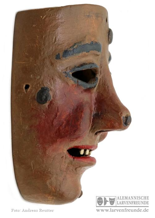Kriens Maske mit Narrenmal Köchli (3f)