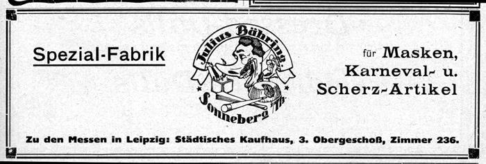 (1923)15 Julius Bähring Sonneberg 700