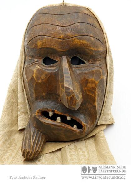 Holzmaske Flums Butzi Stoop