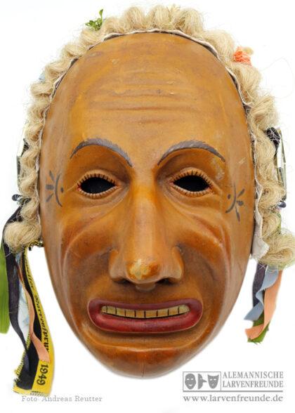 Holzlarve Biss Maskenmuseum Kopp Rottweil