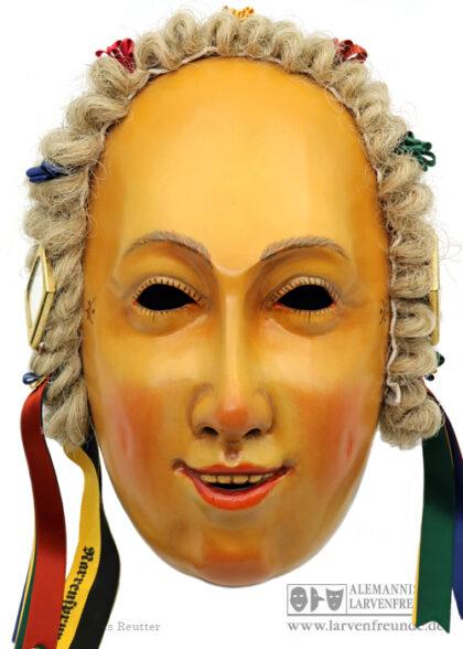 Rottweil Gschell Albrecht Holzlarve Maskenmuseum