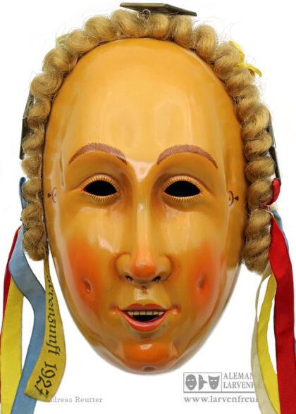 Muttelsee Gschell Rottweil Holzlarve Maskenmuseum