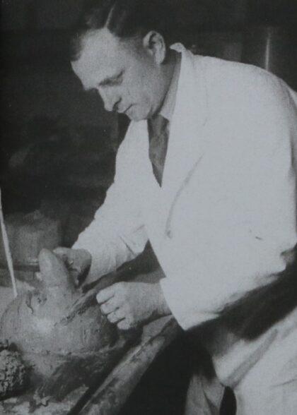 Larvenatleier Tschudin Basel Künstlerlarve