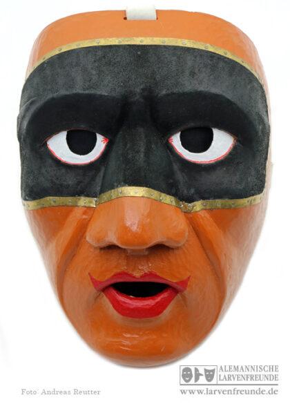 Holzmaske Zigeunerin Unterägeri