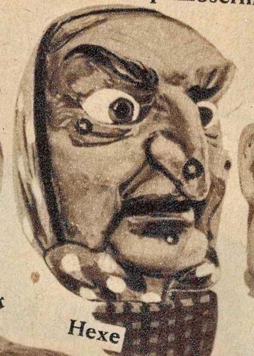 1953 Katalog Einzinger (1a) Hexe