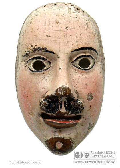 Kipfenberg Holzmaske Fasenickl Maskenmuseum