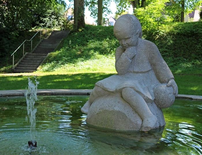 Mädelesbrunnen Rottweil