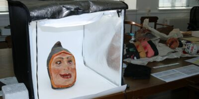 Neu im Virtuellen Maskenmuseum: Masken aus dem Deutschen Spielzeugmuseum Sonneberg
