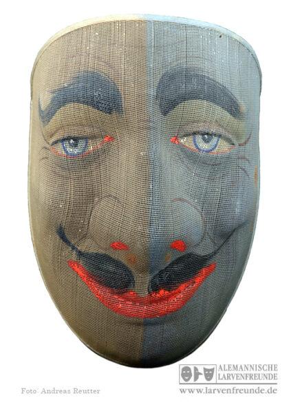 Drahtmaske Drahtgazelarve Sonneberg Maskenfabrik