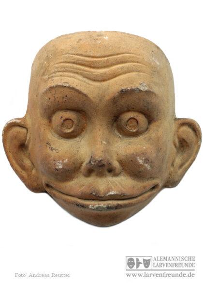 Maskenform Maskenmodell Maskenfabrik Affe Tiermaske Sonneberg