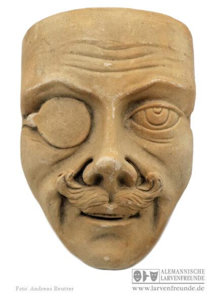Thüringen Maskenmodell Maskenform Pappmaske