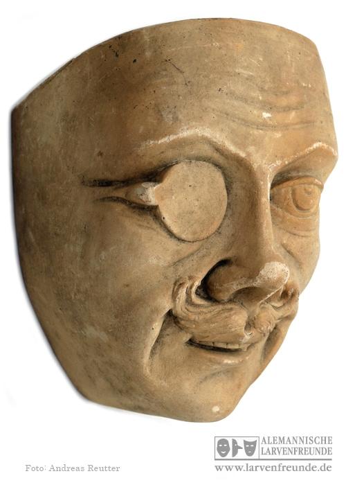 Sonneberg Maskenmodell Bähring 2 (2f)