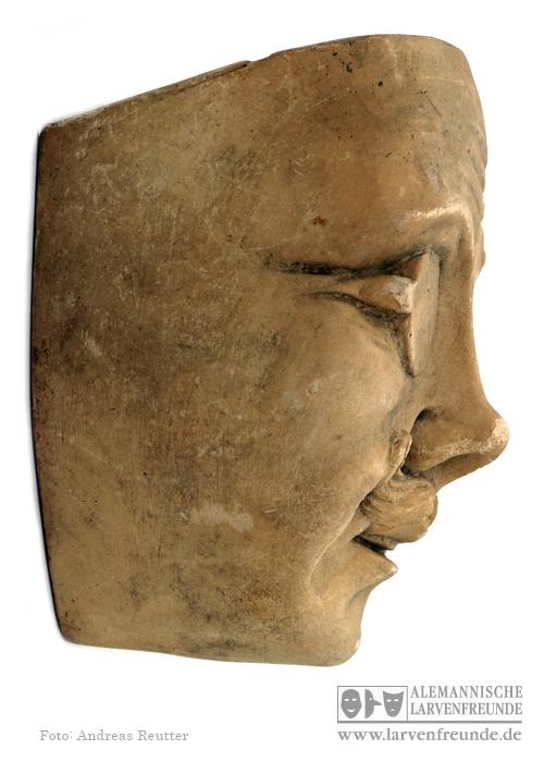 Sonneberg Maskenmodell Bähring 2 (3f)