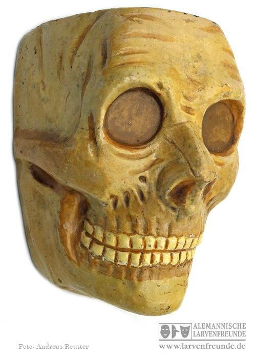 Sonneberg Maskenmodell Tod Kochniss (2f)