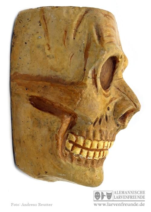 Sonneberg Maskenmodell Tod Kochniss (3f)