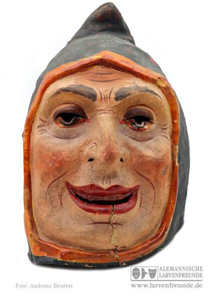 Mollikopf Schwellkopf Mönch Maskenfabrik